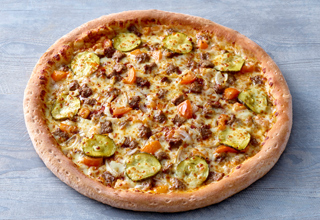 Medium BBQ Pizza £8.99