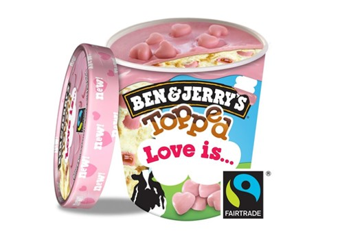 Love Is... - Ben & Jerry's™