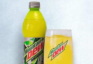 Mountain Dew Sugar Free