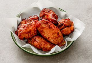 Hot Buffalo Wings