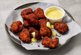 Tandoori Chicken Poppers